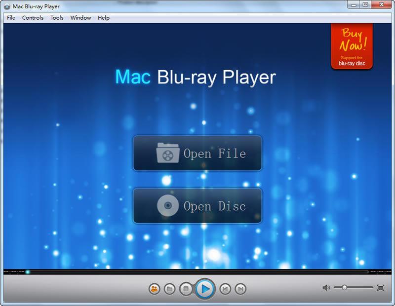 Mac Blu-ray Player für Windows
